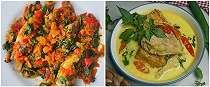 11 Resep kreasi seafood masak kemangi, wangi dan bikin nagih