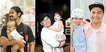 Makin Macho, 9 Selebriti Pria Ini Lengket Sama Anak Perempuannya - Layak Jadi Hot Daddy.