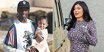 Kylie Jenner Tertangkap Jalan Bareng Travis Scott, Terlihat Dekat & Bahagia Bersama Stormi Webster.