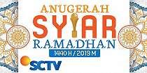 SCTV Boyong 3 Piala Penghargaan di Anugerah Syiar Ramadhan 2019.