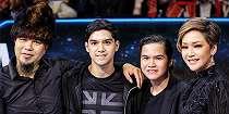7 Momen Pertemuan dan Percakapan Maia Estianty - Ahmad Dhani di Panggung Indonesian Idol X yang Bikin Baper Seantero Indonesia.
