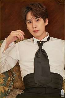 Tampilkan Kisah Putus Cinta, Kyuhyun Super Junior Rilis Teaser Music Video 'Moving On'.