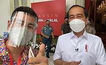 Polisi Diminta Untuk Segera Tetapkan Raffi Ahmad Jadi Tersangka Karena Hadiri Pesta Setelah Divaksin.