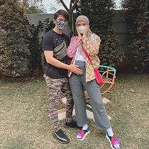 Hamil 4 Bulan, Baby Bump Zaskia Sungkar Mulai Terlihat Jelas.