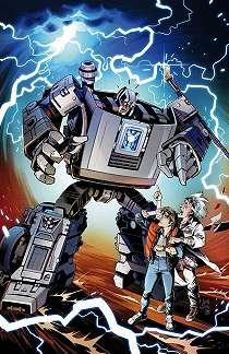 Dua Franchise Raksasa, Transformers dan Back to the Future akan Berkolaborasi Namun Tidak Seperti yang Anda Bayangkan
