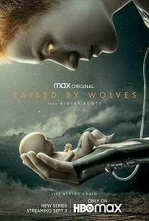 Ini Dia Trailer dan Poster Perdana untuk Serial Futuristik Ridley Scott, Raised by Wolves