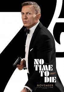 Deretan Poster Karakter Baru untuk Film No Time to Die Telah Dirilis