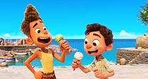 Trailer Luca Perkenalkan Dua Makhluk Laut Remaja dari Dunia Laut