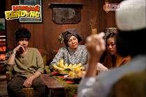 Panji Zoni Berasa Pulang Kampung saat proses syuting