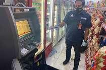 Mesin ATM BRI Dibobol Pakai Las, Duit Rp 304 Juta Raib