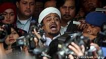 Arab Saudi Cegah Habib Rizieq ke Malaysia!