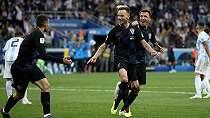Kalah 0-3 dari Kroasia, posisi Argentina di Piala Dunia 2018 terancam