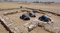 Masjid di Israel: Tim arkeologi temukan reruntuhan masjid berusia 1.200 tahun di padang pasir