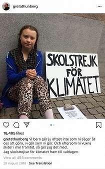 Kisah Greta Thunberg, remaja yang menantang pemimpin dunia di konferensi perubahan iklim COP25