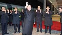 Vladimir Putin dan Kim Jong-un berjanji meningkatkan hubungan di Vladivostok