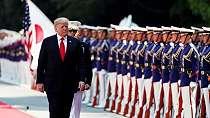Trump kunjungi Jepang, bertemu Kaisar Naruhito dan PM Shinzo Abe: Apa isu penting yang dibahas?