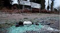 Kecelakaan Pangeran Philip: Puing-puing mobil dijual di situs lelang eBay