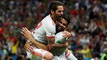 Uruguay dan Rusia maju ke babak 16 besar Piala Dunia 2018, Saudi dan Mesir tersingkir