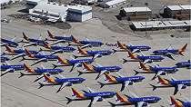 Boeing Merugi Rp68 Triliun karena Larangan Terbang 737 Max
