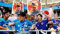 Piala Dunia 2018: Pendukung timnas Jepang bersihkan stadion usai laga lawan Kolombia