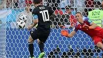 Messi gagal penalti: Apa rahasia kiper Islandia menahan tendangan sang bintang?