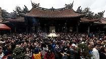 Taiwan akan sahkan RUU pernikahan sesama jenis?