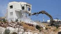 Israel hancurkan rumah-rumah di daerah pendudukan di Tepi Barat, warga Palestina 'terpaksa menggelandang di jalan'