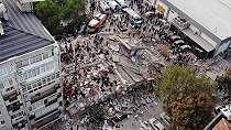Gempa di Turki-Yunani: Guncangannya Kuat, Pencarian Korban Dilanjutkan