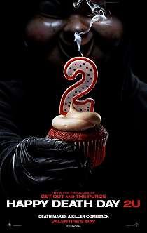 Sang Pembunuh Kembali di Poster Perdana Happy Death Day 2U