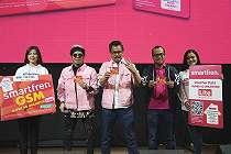 Smartfren Luncurkan Paket Super 4G Unlimited Lite Seharga 50 Ribu Rupiah
