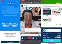 Permudah Akses Layanan Kesehatan Digital,  YesDok Kini Tersedia di Aplikasi DANA
