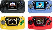 SEGA Umumkan Konsol Genggam Game Gear Micro dengan 4 Varian Warna