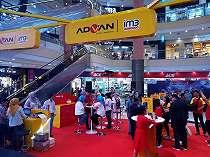 Gelar Expo di 3 Kota, Advan dan IM3 Ooredoo Tawarkan Bundling Smartphone 4G Murah