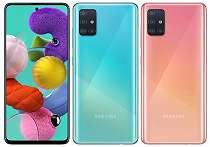 Samsung Galaxy A51: Tawarkan Quad-Camera 48 Megapixel dan Layar Infinity-O