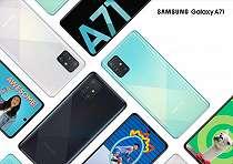 Samsung Perkenalkan Galaxy A71, Smartphone dengan Quad-Camera 64 MP dan OS Android 10