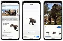 [Tips] Cara Seru Mempelajari Dinosaurus dengan Teknologi AR dari Google