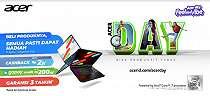 Acer Day 2020 Resmi Digelar dengan Beragam Promo dan Hadiah Hingga Jutaan Rupiah