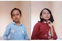 Bikin Tutorial Makeup Pergi ke Warung, Aksi Bocah Ini Bikin Gemas Netizen