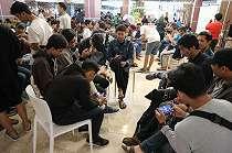 Seru Banget, Ini Suasana Yogyakarta Championship Mobile Legends
