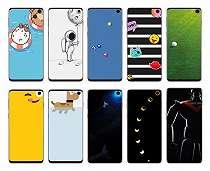 Gandeng Disney dan Pixar, Samsung Rilis Wallpaper Galaxy S10