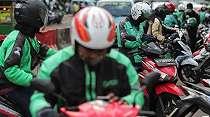 Gara-gara Motor, Netizen Curiga Driver Ojol Ini Anggota Kepolisian