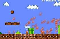 Begini Jadinya Jika Super Mario Bros Diubah Jadi Battle Royale