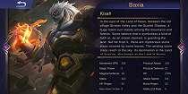 6 Item Rekomendasi Hero Baxia Mobile Legends, Auto Tebal dan Pedih!