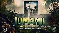 Kolaborasi Bareng The Void, Sony Kenalkan VR Jumanji: Reverse The Curse