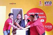 Dukung Kesetaraan Digital, IM3 Ooredo Rilis 4G Smart Feature Phone