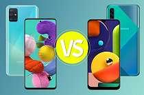 Samsung Galaxy A51 vs Samsung Galaxy A50s, yang Baru Pasti Lebih Baik?