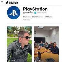 Tak Segera ungkap Konsol Game Baru, PlayStation Malah Main TikTok
