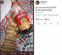 Pamer Goreng Kacang, Gelang Emas di Tangan Netizen Ini Bikin Salah Fokus
