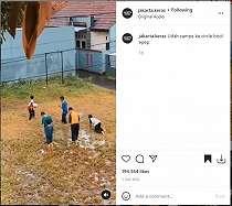 Squid Game Sudah Masuk ke Circle Bocil, Netizen: Versi Kearifan Lokal