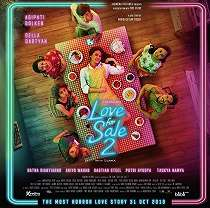 Della Dartyan Ungkap Makna Poster Film Love For Sale 2